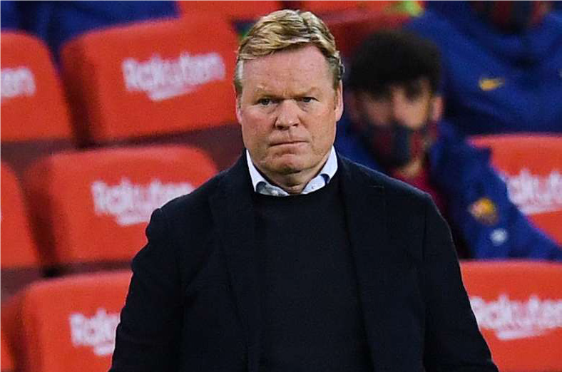 Koeman: ban would've been 20 games if he'd said something